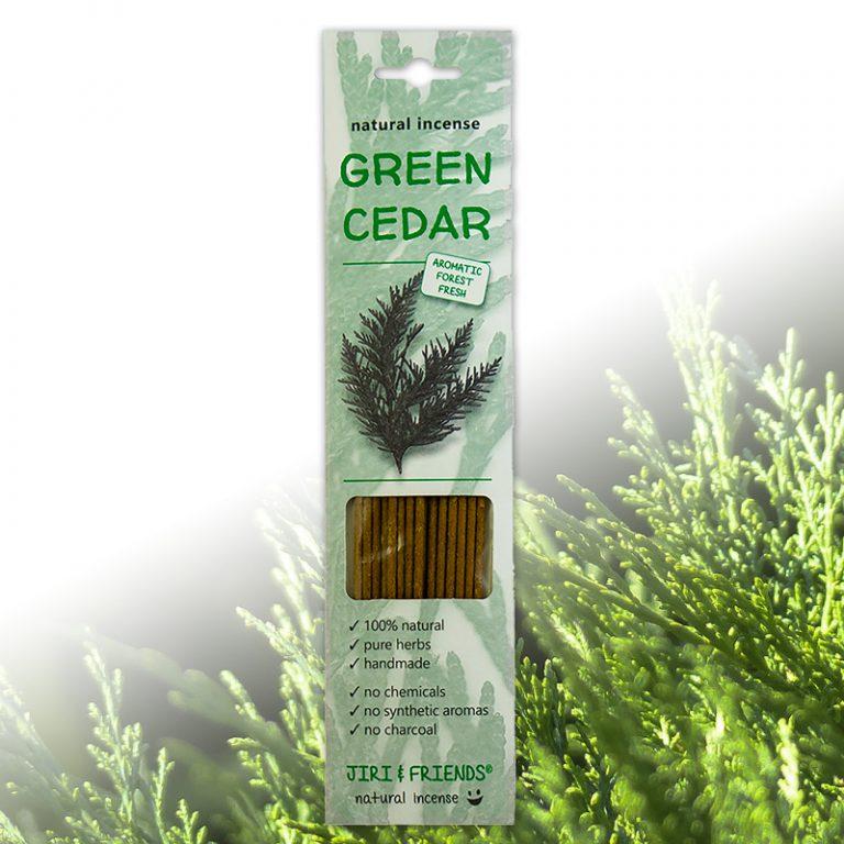 greencedar-rokelsestickor